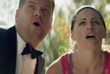 James Corden Sings for the Grammys Promo Spots