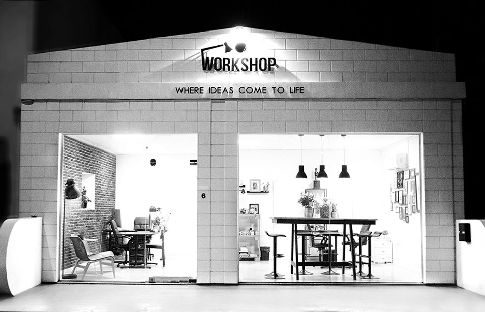 WE ARE THE WORKSHOP!