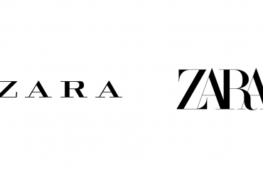 Zara has a new logo and the internet is angry about it